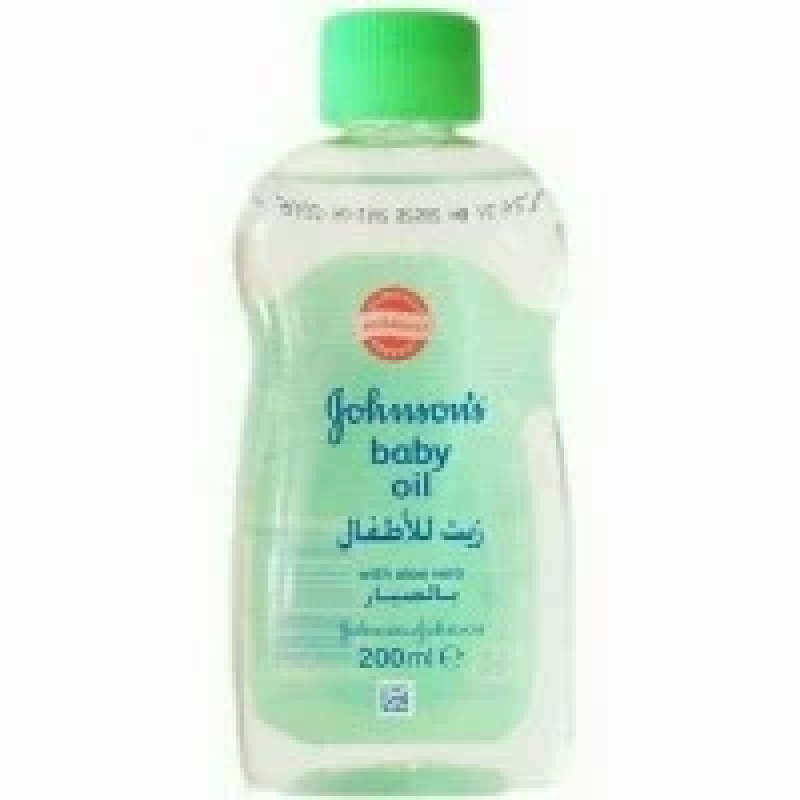 Johnson-oil-200-ml-for-children-cactus-to-moisturize-the-skin