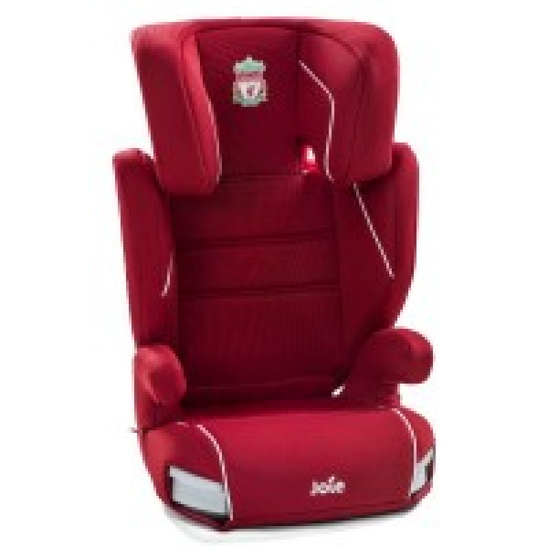 Car-chair-joie-Trillo-Liverpool-fc-with-headrest-_-red-color