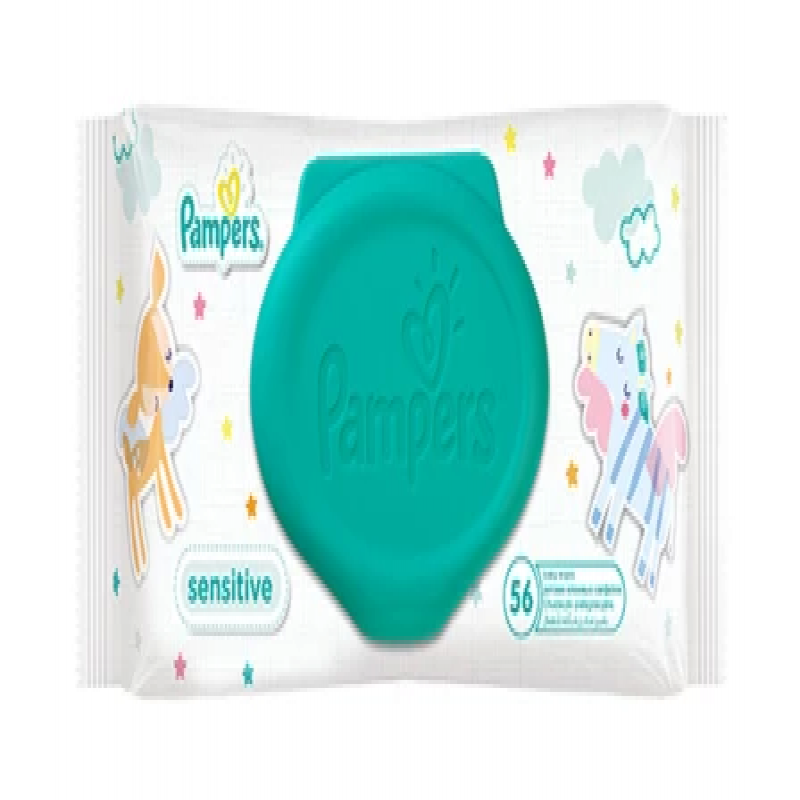 Pampers-baby-wibes-56-napkin-for-sensitive-skin