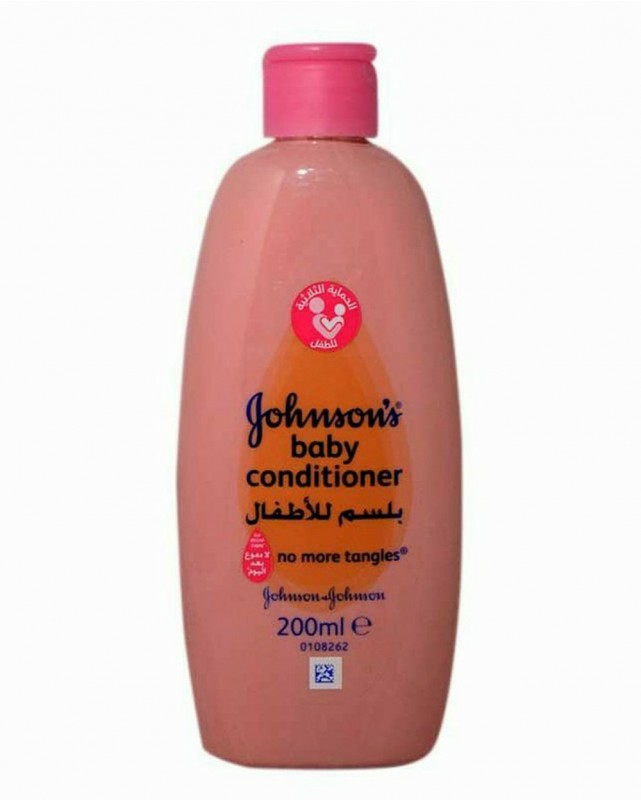 Johnson conditioner for Children 200 ml No tears after today